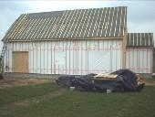 Гидроизоляция крыши каркасного дома