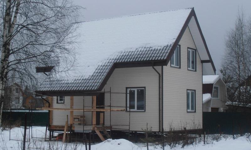Общий вид дома КД-92