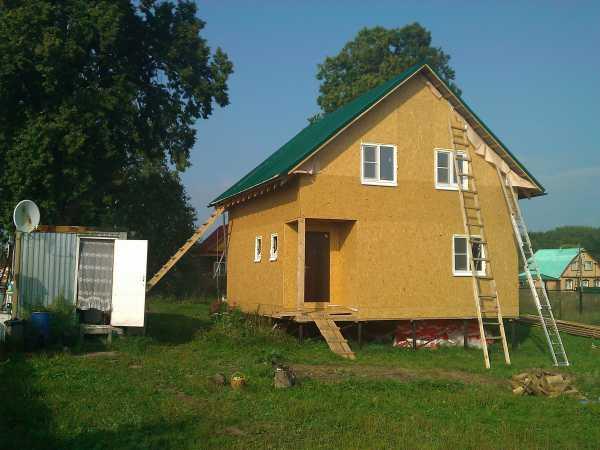 Фото 26: Вид дома с окнами