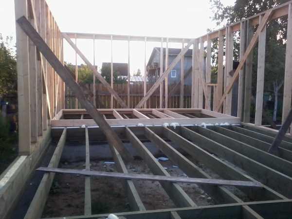 Фото 5: Перекрытие первого этажа