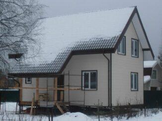 Каркасный дом КД-92