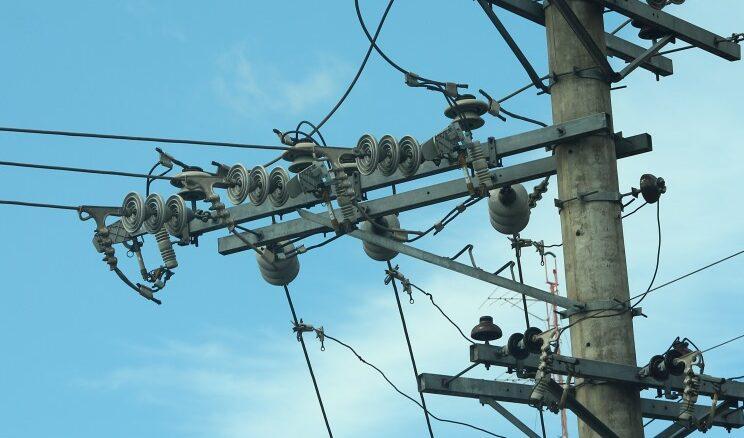 Подвод электричества к дому