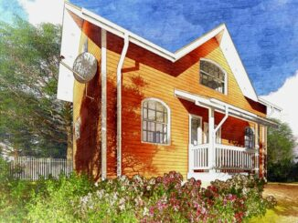 Проект каркасного дома Линка 89