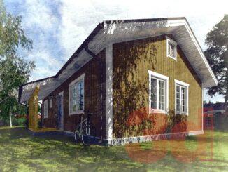 Каркасный дом Айова 69